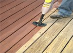 Refinish A Deck