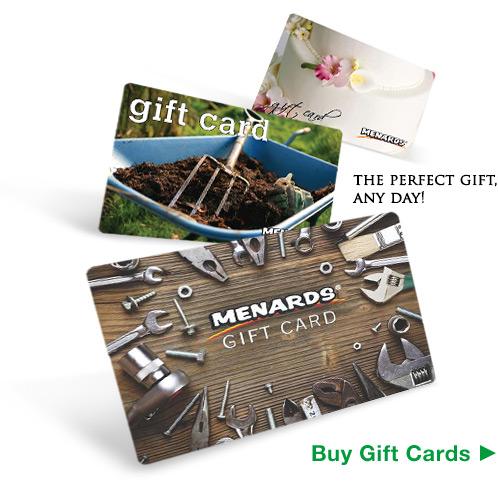 Menards® Gift Cards