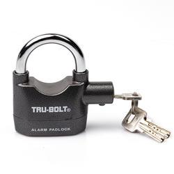 Tru-Bolt Alarm Padlock