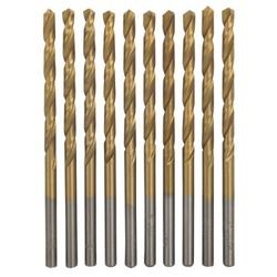 "Tool Shop® 10-Piece 7/64"" Drill Bit Set"