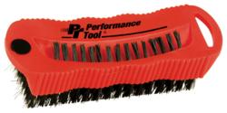 Performance Tool Combo Fingernail Brush with Magnet