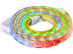 12.5 ft. LED Flex Multi-Color Lights (108-Count)