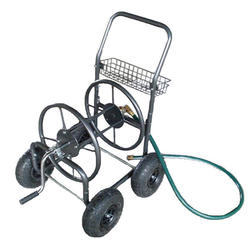 4-Wheel Hose Reel Cart