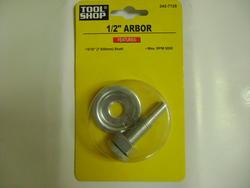 """1/2"""" Arbor Drill Adapter"""
