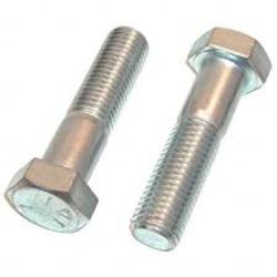 "Grip Fast 3/8"" x 4"" Zinc Hex Bolt (2 Pieces)"
