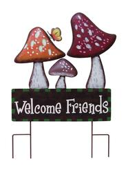 "24"" Mushroom Stake"
