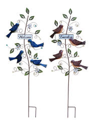 "42"" Bird Yard Stake (Assorted Styles)"