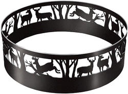 "Backyard Creations™ 36"" Whitetail Deer Fire Ring"