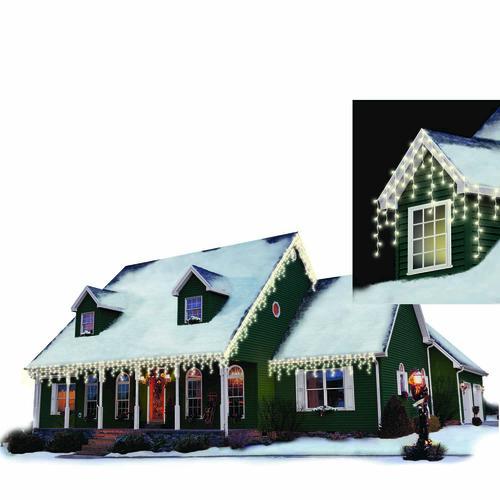 philips 150 light icicle led christmas light set at menards. Black Bedroom Furniture Sets. Home Design Ideas