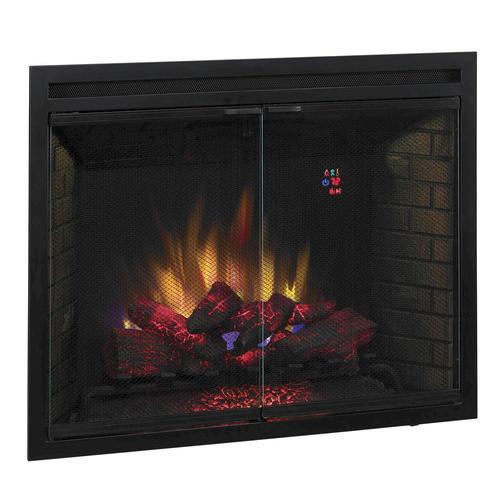 Electric Fireplace Insert Menards Fireplace Electric