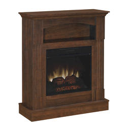 Morrison Electric Fireplace Set