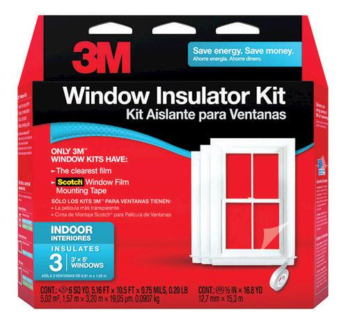 3m 3 Window Indoor Insulator Film Kit At Menards 174