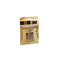 """3M™ SandBlaster™ 4-1/2"""" x 5-1/2"""" 320-Grit Between-Coats Sanding Pad"""