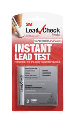 3M™ LeadCheck™ Instant Lead Test Swabs - 2-ct
