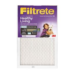 "3M 20"" x 25"" x 1"" Ultra Allergen Filter"