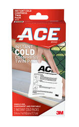 ACE™ Instant Cold Compress Twin Pack