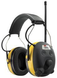 3M Tekk Protection WorkTunes Hearing Protector