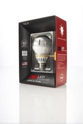 3M LED Soft White Advanced Light Bulb (850 Lumens)