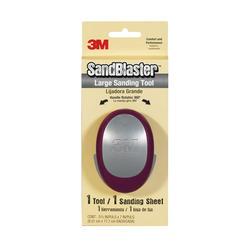 """3M™ SandBlaster™ 3.7"""" x 7"""" Large Sanding Tool"""