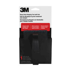 "3M™ 3-3/8"" x 11"" Heavy-Duty Stripping Tool with Pad"