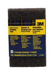 "3M™ 3-7/8"" x 6"" Contour Surface Stripping Pads - 2-pk"