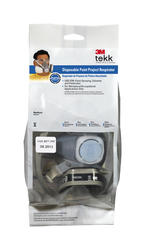 3M™ TEKK Protection™ Disposable Paint Project Respirator Mask
