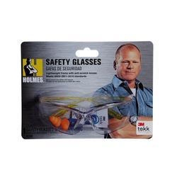 3M Tekk Protection Holmes Workwear Safety Glasses
