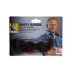 3M Tekk Protection Holmes Workwear Safety Glasses
