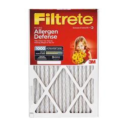 "3M 14"" x 25"" x 1"" Filtrete Micro Allergen Filters"