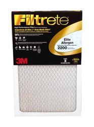 "3M 16"" x 25"" Filtrete 2200 MPR Elite Filters"