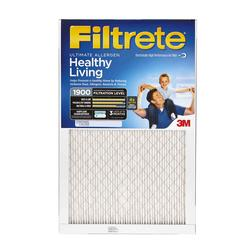 "3M 20"" x 20"" Filtrete Ultimate Allergen Reduction Filter"