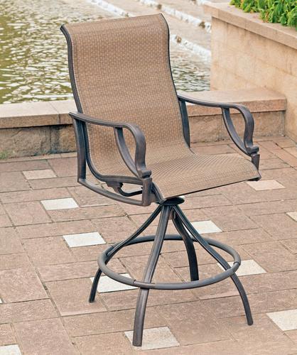 Backyard Creations Kensington High Chair