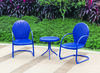 Woodstock 3-Piece Blue Bistro Collection