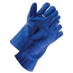 Rugged Wear Fireplace Welder Glove - Large