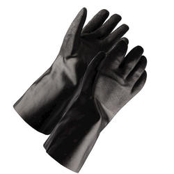 Rugged Wear PVC-Coated Work Glove - Large