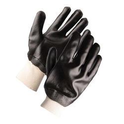 Rugged Wear PVC-Coated Work Glove - Large