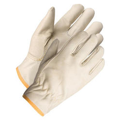 Rugged Wear Ladies Grain Leather Glove - Small