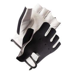 Rugged Wear 1/2 Finger Sport Glove - Large