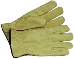 Rugged Wear Thinsulate Lined Leather Glove