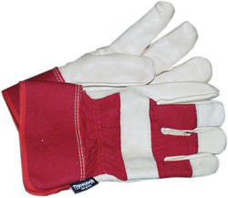 Rugged Wear Thinsulate Lined Leather Glove - X-Large