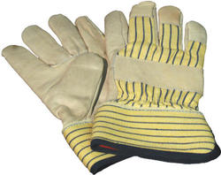 Rugged Wear Foam-Lined Leather Glove - X-Large