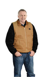 Old Mill Canvas Vest X-Large