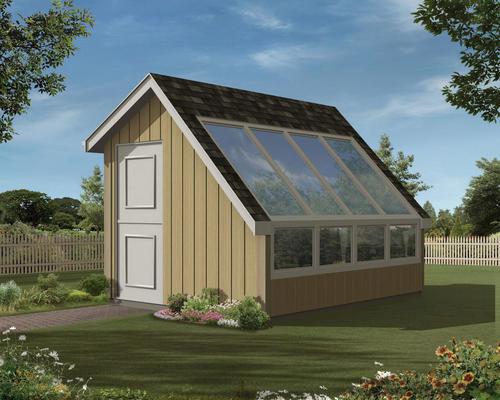 The Maude 10 39 W X 12 39 D Garden Storage Building