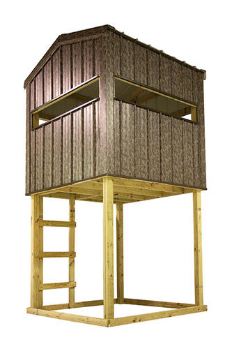 Midwest Manufacturing 6 W X 6 D Hunting Blind At Menards 174