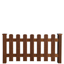Midwest Manufacturing 3' x 6' Picket Fence