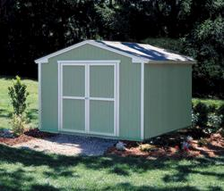 Handy Home Cumberland 10'W x 8'D Storage Building