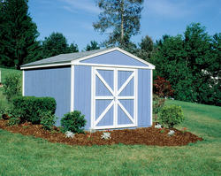 Handy Home Somerset 10'W x 8'D Precut Shed