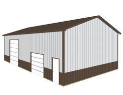 30'W x 54'L x 14'H Garage