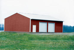 30'W x 45'L x 12'H Agricultural