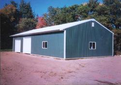 30'W x 56'L x 12'H Workshop